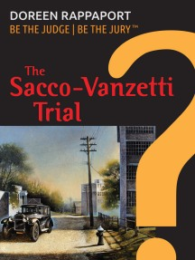 Be the Jury: Sacco Vanzetti Book Cover