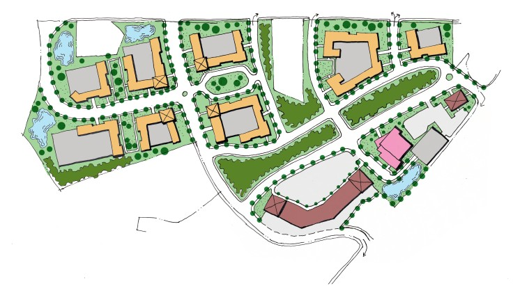 Hess Site Plan 2015-05-06 colored