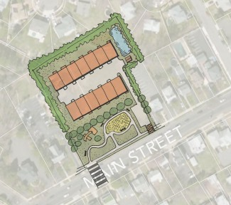 Middle Site Infill Park Woodbridge Vision Plan